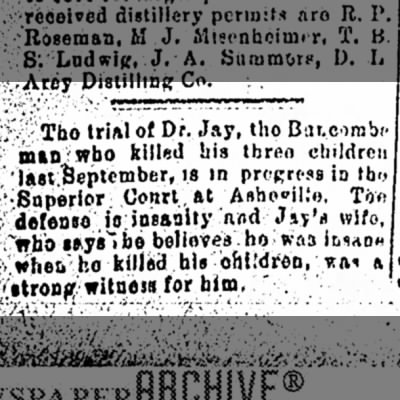 James Jay Trial