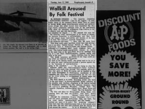 Wallkill worried about Woodstock festival