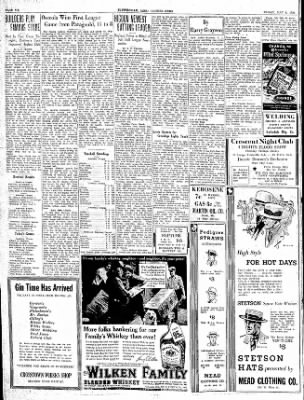 The Courier News from Blytheville, Arkansas on May 8, 1936 · Page 6