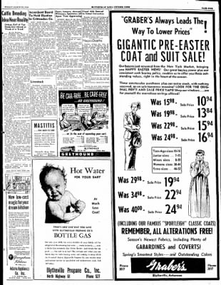 The Courier News from Blytheville, Arkansas on March 25, 1949 · Page 5
