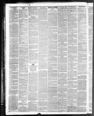 Poughkeepsie Journal from Poughkeepsie, New York on January 19, 1850 · Page 2