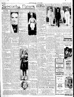The Courier News from Blytheville, Arkansas on May 9, 1936 · Page 2