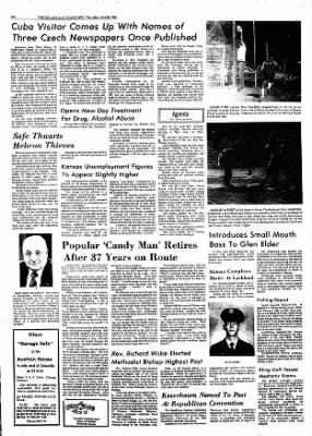 The Belleville Telescope from Belleville, Kansas on July 26, 1984 · Page 10