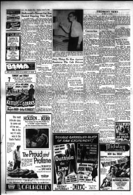 The Anniston Star from Anniston, Alabama on August 16, 1956 · Page 16