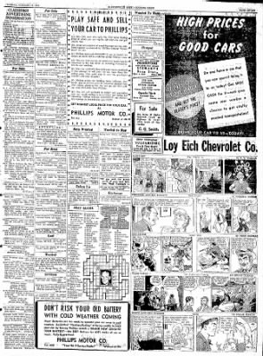 The Courier News from Blytheville, Arkansas on October 17, 1944 · Page 7