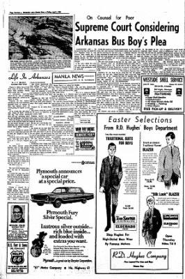 The Courier News from Blytheville, Arkansas on April 1, 1966 · Page 14