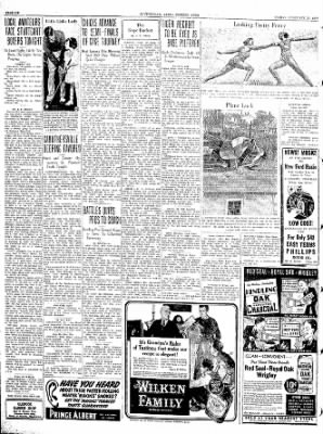 The Courier News from Blytheville, Arkansas on February 25, 1938 · Page 6