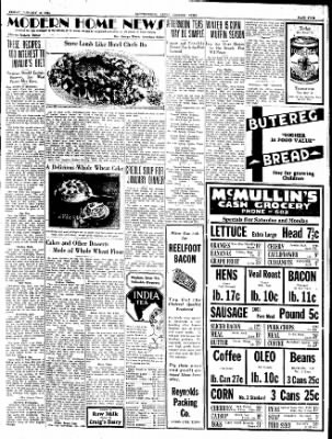 The Courier News from Blytheville, Arkansas on January 19, 1934 · Page 5