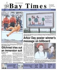 Sample The Kent Island Bay Times front page