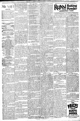 Logansport Pharos-Tribune from Logansport, Indiana on September 20, 1896 · Page 4