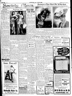 The Courier News from Blytheville, Arkansas on May 19, 1942 · Page 2