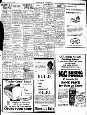 The Courier News from Blytheville, Arkansas on November 19, 1930 · Page 3