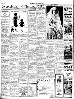 The Courier News from Blytheville, Arkansas on February 26, 1938 · Page 2
