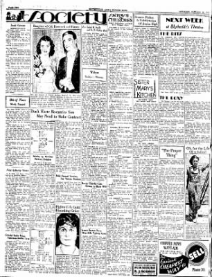 The Courier News from Blytheville, Arkansas on January 20, 1934 · Page 2