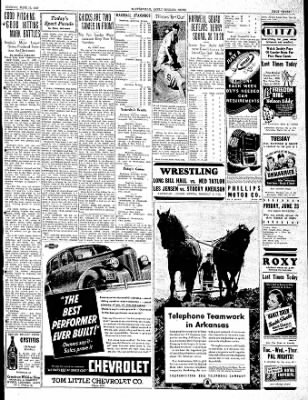 The Courier News from Blytheville, Arkansas on June 19, 1939 · Page 3