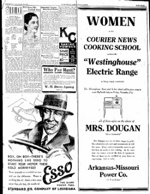 The Courier News from Blytheville, Arkansas on November 19, 1930 · Page 7