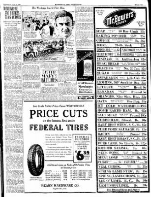 The Courier News from Blytheville, Arkansas on July 18, 1930 · Page 3