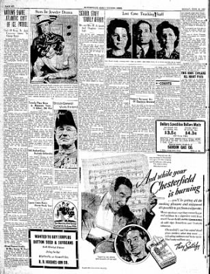 The Courier News from Blytheville, Arkansas on June 19, 1939 · Page 6