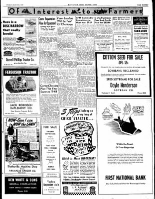 The Courier News from Blytheville, Arkansas on March 25, 1949 · Page 11
