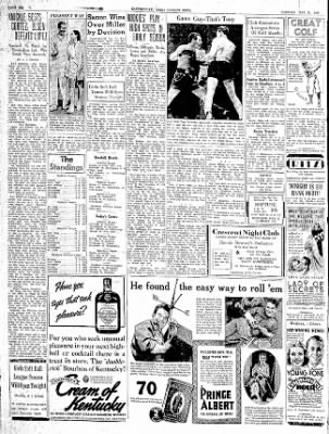 The Courier News from Blytheville, Arkansas on May 12, 1936 · Page 6