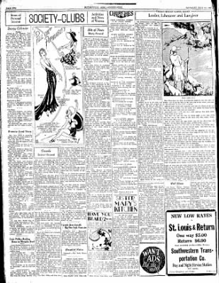 The Courier News from Blytheville, Arkansas on July 19, 1930 · Page 2