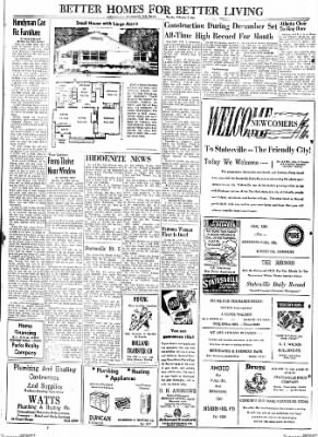 Statesville Daily Record from Statesville, North Carolina on February 5, 1951 · Page 4