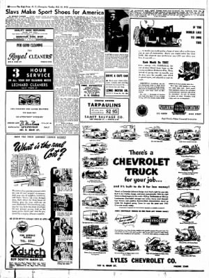The High Point Enterprise from High Point, North Carolina on February 11, 1951 · Page 24