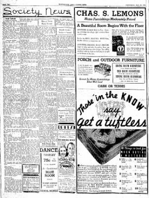The Courier News from Blytheville, Arkansas on May 13, 1936 · Page 2
