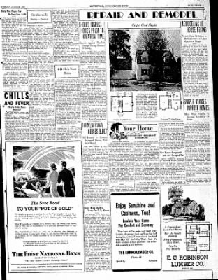The Courier News from Blytheville, Arkansas on June 20, 1939 · Page 3