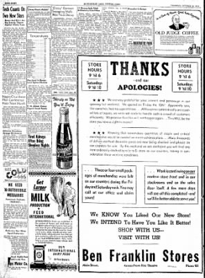 The Courier News from Blytheville, Arkansas on October 19, 1944 · Page 8