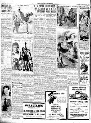 The Courier News from Blytheville, Arkansas on February 28, 1938 · Page 6