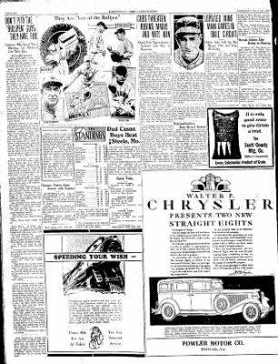 The Courier News from Blytheville, Arkansas on July 19, 1930 · Page 6