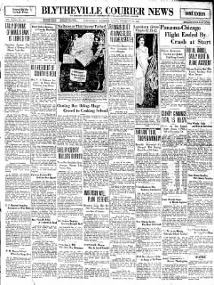 The Courier News from Blytheville, Arkansas on November 21, 1930 · Page 1