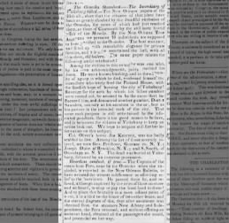 Vicksburg Fire Set in Retaliation 1838