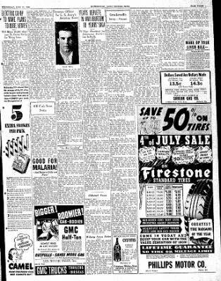 The Courier News from Blytheville, Arkansas on June 21, 1939 · Page 3