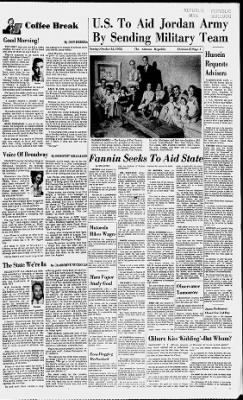 Arizona Republic from Phoenix, Arizona on October 12, 1958 · Page 17