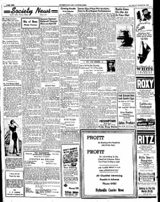 The Courier News from Blytheville, Arkansas on March 26, 1949 · Page 2