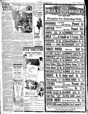 The Courier News from Blytheville, Arkansas on November 21, 1930 · Page 6