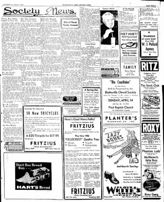 The Courier News from Blytheville, Arkansas on April 3, 1946 · Page 3