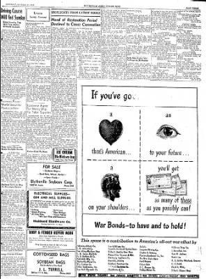 The Courier News from Blytheville, Arkansas on October 21, 1944 · Page 3