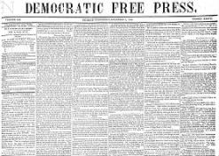 Democratic Free Press