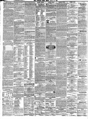 Detroit Free Press from Detroit, Michigan on July 10, 1862