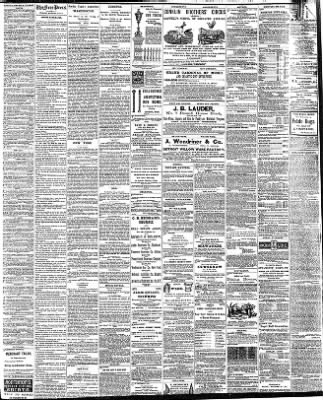 Detroit Free Press from Detroit, Michigan on June 4, 1872