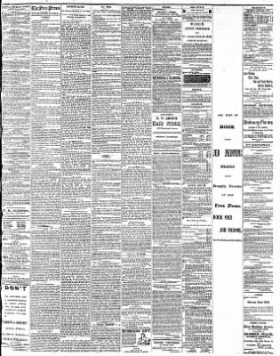 Detroit Free Press from Detroit, Michigan on November 19, 1874 · Page 3