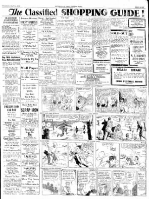 The Courier News from Blytheville, Arkansas on May 14, 1936 · Page 7