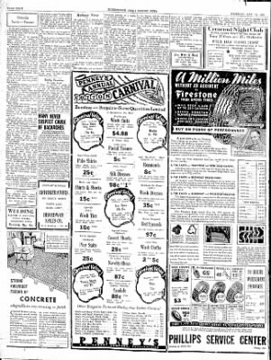 The Courier News from Blytheville, Arkansas on May 14, 1936 · Page 8