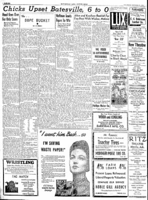 The Courier News from Blytheville, Arkansas on October 21, 1944 · Page 6