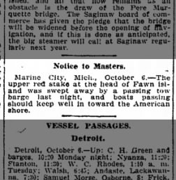 Detroit Free Press from Detroit, Michigan on October 7, 1908 · Page 12