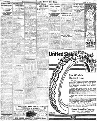 detroit free press from detroit michigan on may 17 1916 page 13