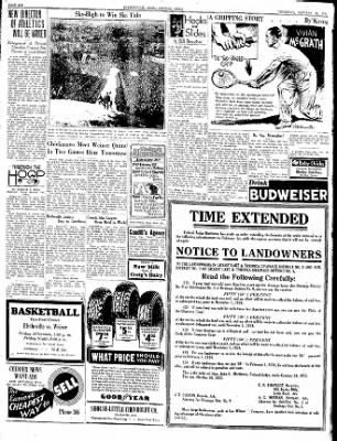 The Courier News from Blytheville, Arkansas on January 25, 1934 · Page 8